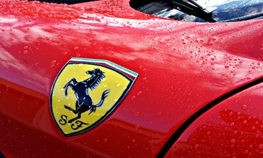Ferrari Paint Protection