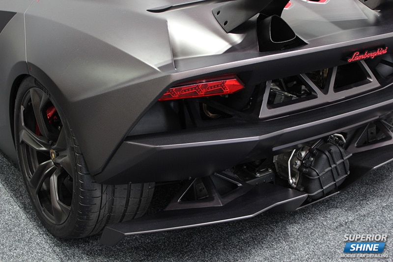 Lamborghini Sesto Elemento Ceramic Pro Paint Protection