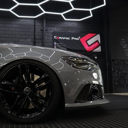 New Car Paint Protection in Sydney
